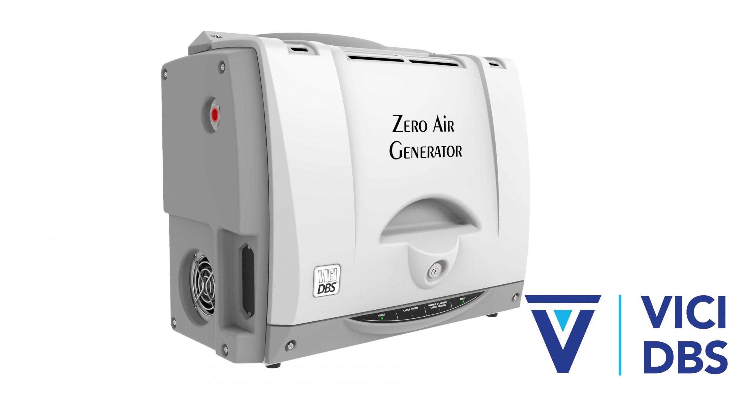 VICI zero air gas generator