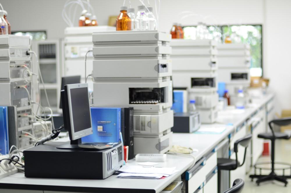 Chromatography labratory